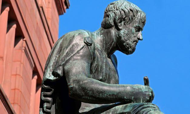 Jalan Tengah Aristoteles